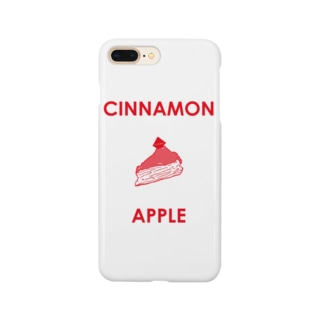 CINNAMON APPLE Smartphone cases