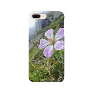 高山植物 Smartphone cases