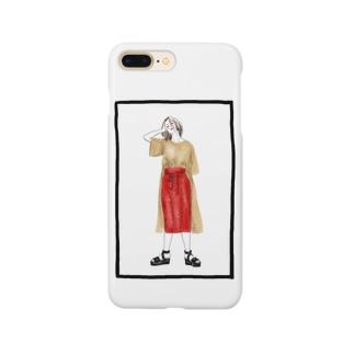 いいオンナ Smartphone cases