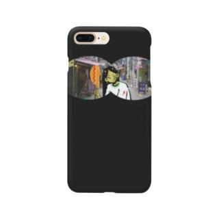 アメリカンドックなレモン、鬼。 Smartphone cases