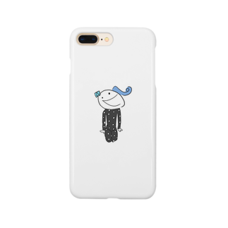 絵守未來の地雷原のゾゾゾのほ太郎 Smartphone cases