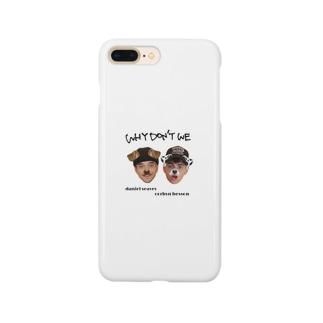 ダニとビン Smartphone cases
