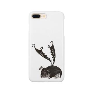 凹み神  Smartphone cases