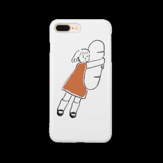 ふにゃらーa.k.a.虚弱のパンだっこ2 Smartphone cases