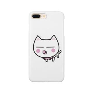ベビねこさん Smartphone cases