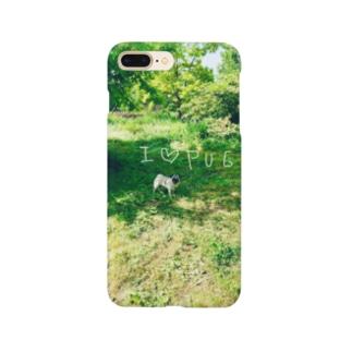 I❤︎PUG Smartphone cases