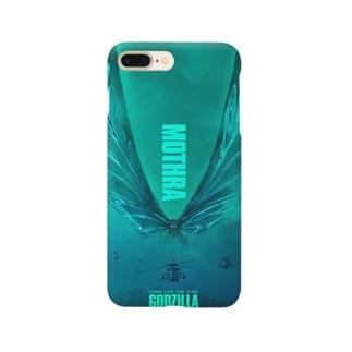 モスラ Smartphone cases