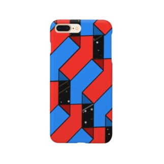 夏のどんぶり(ドンブリ) ブラザーズ【ドンブラ】のUP.DOWM 2 Smartphone cases