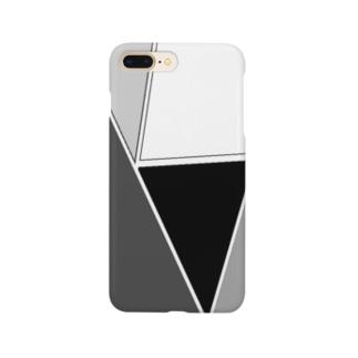 しんぷる Smartphone cases