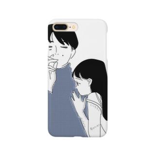 抱いてよね Smartphone cases