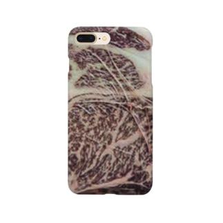 肉② Smartphone cases