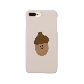 ドングリ Smartphone cases