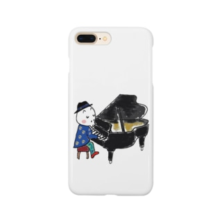 JAZZピアノ Smartphone cases