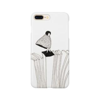 ゆらめく足場 Smartphone cases