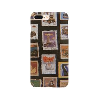 キッテハピネス Smartphone cases