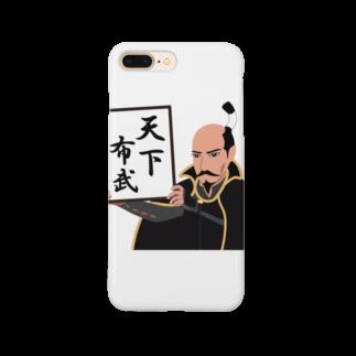 キッズモード某の天下布武 Smartphone cases