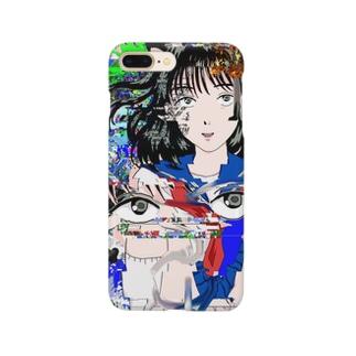 幽霊文字の解読㌁ Smartphone cases