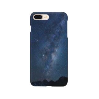 南半球の天の川 Smartphone cases