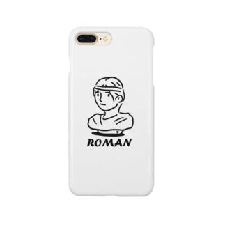ローマンセッコウゾウ Smartphone cases