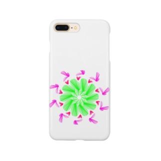 バード Smartphone cases