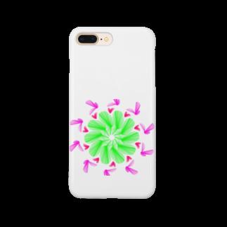 Miracke Happy Bareのバード Smartphone cases