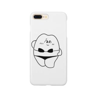 歯の水着 Smartphone cases