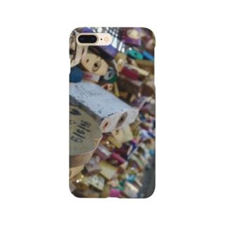 カラフルロック Smartphone cases