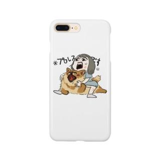 そどまんプロレス Smartphone cases