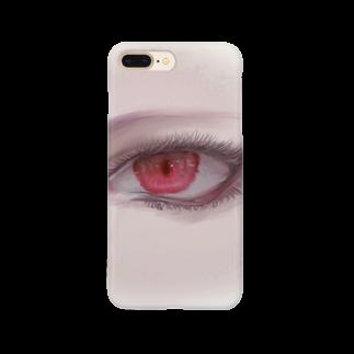 2zdoppoの目 Smartphone cases