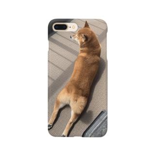 ハナちゃんのダブルチキン Smartphone Case