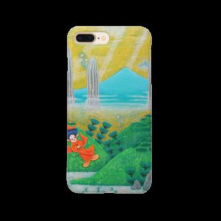 わらやの水底の桃源郷 Smartphone cases