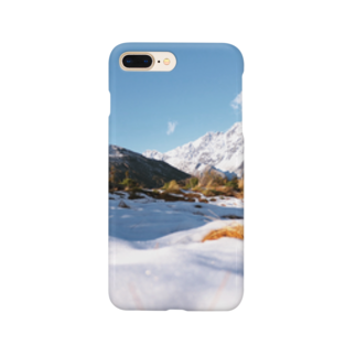 swatanabe photographyの雪景色 Smartphone cases