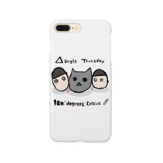 三角関係サーズデェ Smartphone cases