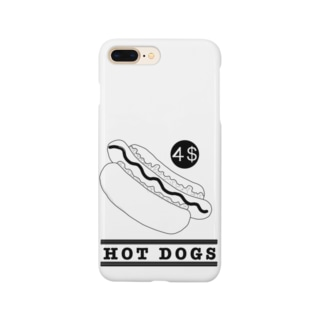 HOT DOGS Smartphone cases