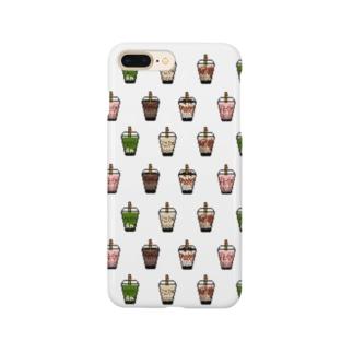 タピオカドリンク Smartphone cases