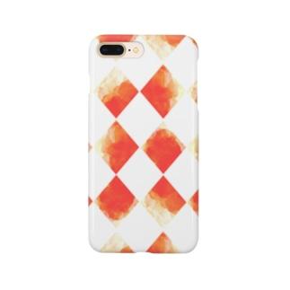赤ちょきちょき Smartphone cases