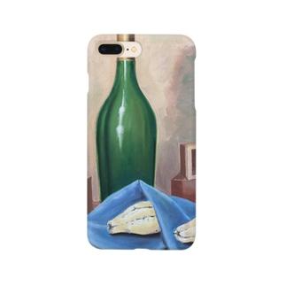 グリーンボトル Smartphone cases