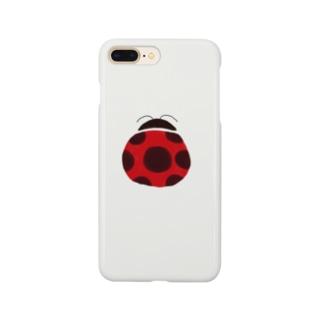 てんとうむし Smartphone cases