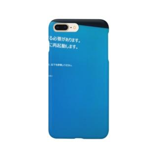 ブルスく Smartphone cases