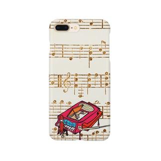 ピアノ調律師 Smartphone cases