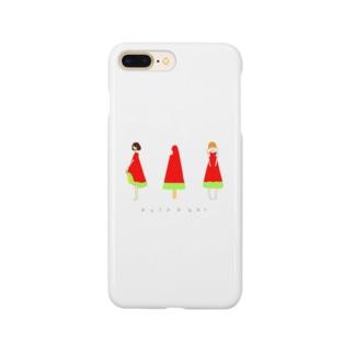 suikabar_girls Smartphone cases