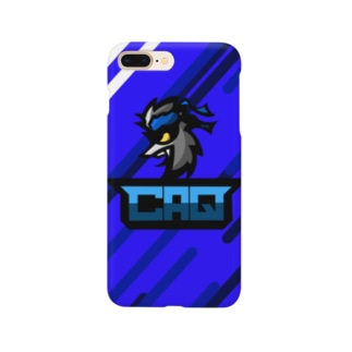 CAQロゴスマホケース2 Smartphone cases