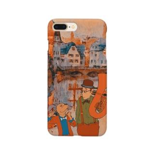 耳からベネチア Smartphone cases