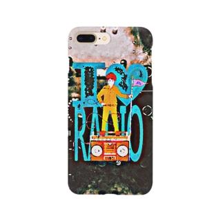 ラジオの王様 Smartphone cases