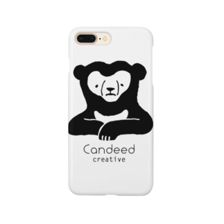 マレーグマ(ロゴあり) Smartphone cases
