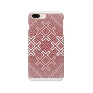こぎんk01redg Smartphone cases