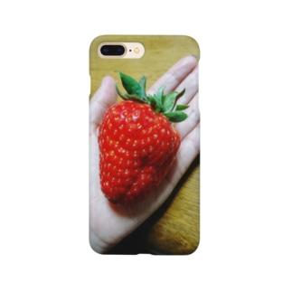 スーパーいちご Smartphone cases
