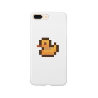 アヒルドット Smartphone cases