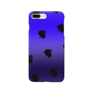 CAQロゴスマホケース3 Smartphone cases