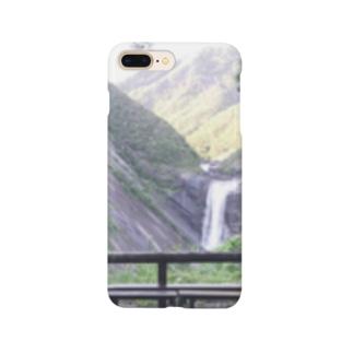 屋久島 千尋の滝 Smartphone cases